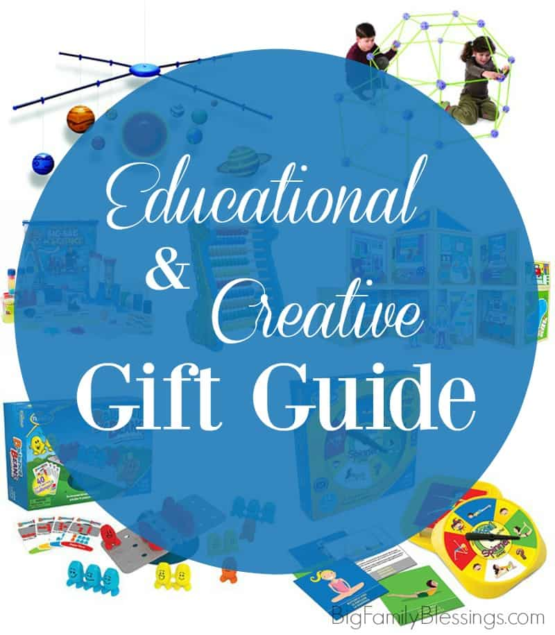The Best Educational and Creative Gift Guide