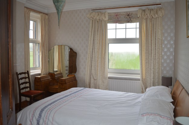 Hartrees House main bedroom