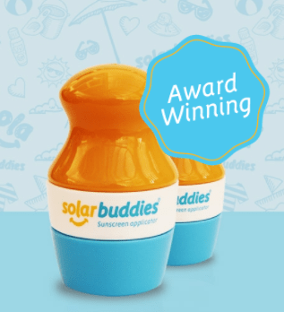Solar Buddies for family camping