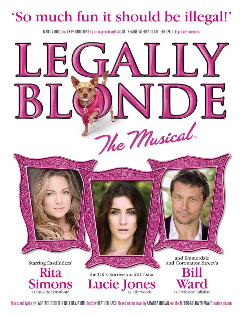 Legally Blonde at Norwich Theatre Royal – One Elle of A Show!