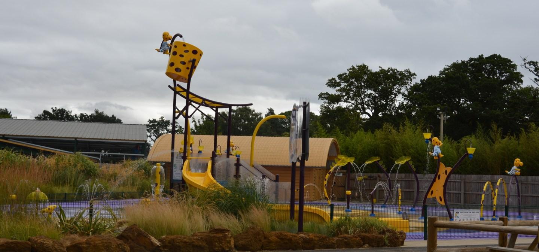 Roarr! Dinosaur Adventure Dippy's Splash Zone