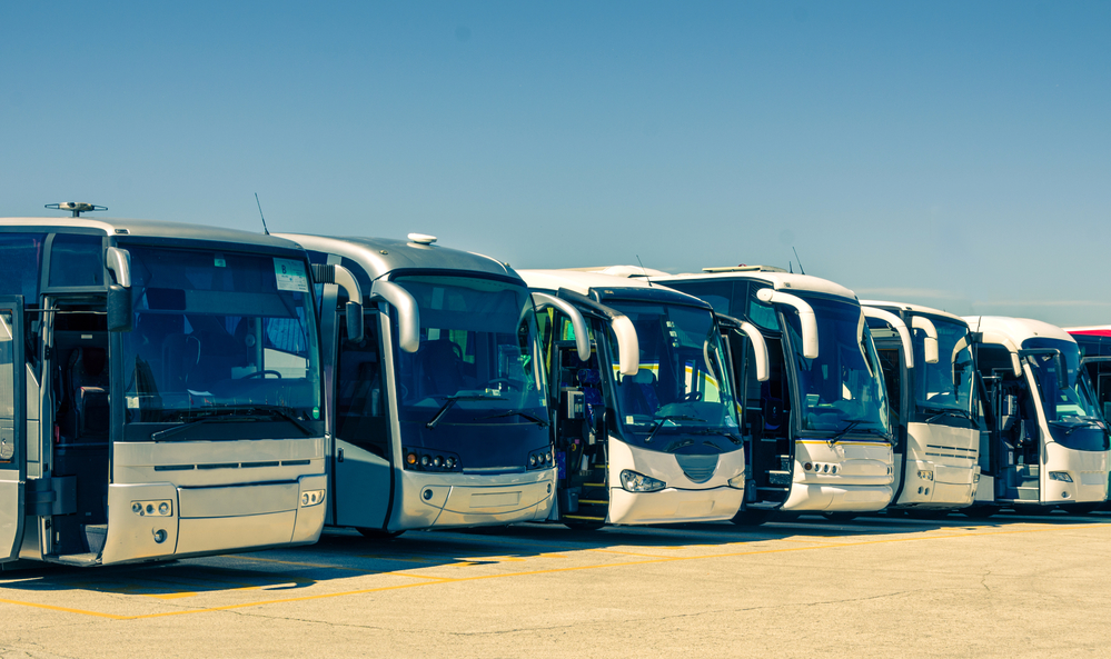 coach hire for group travel