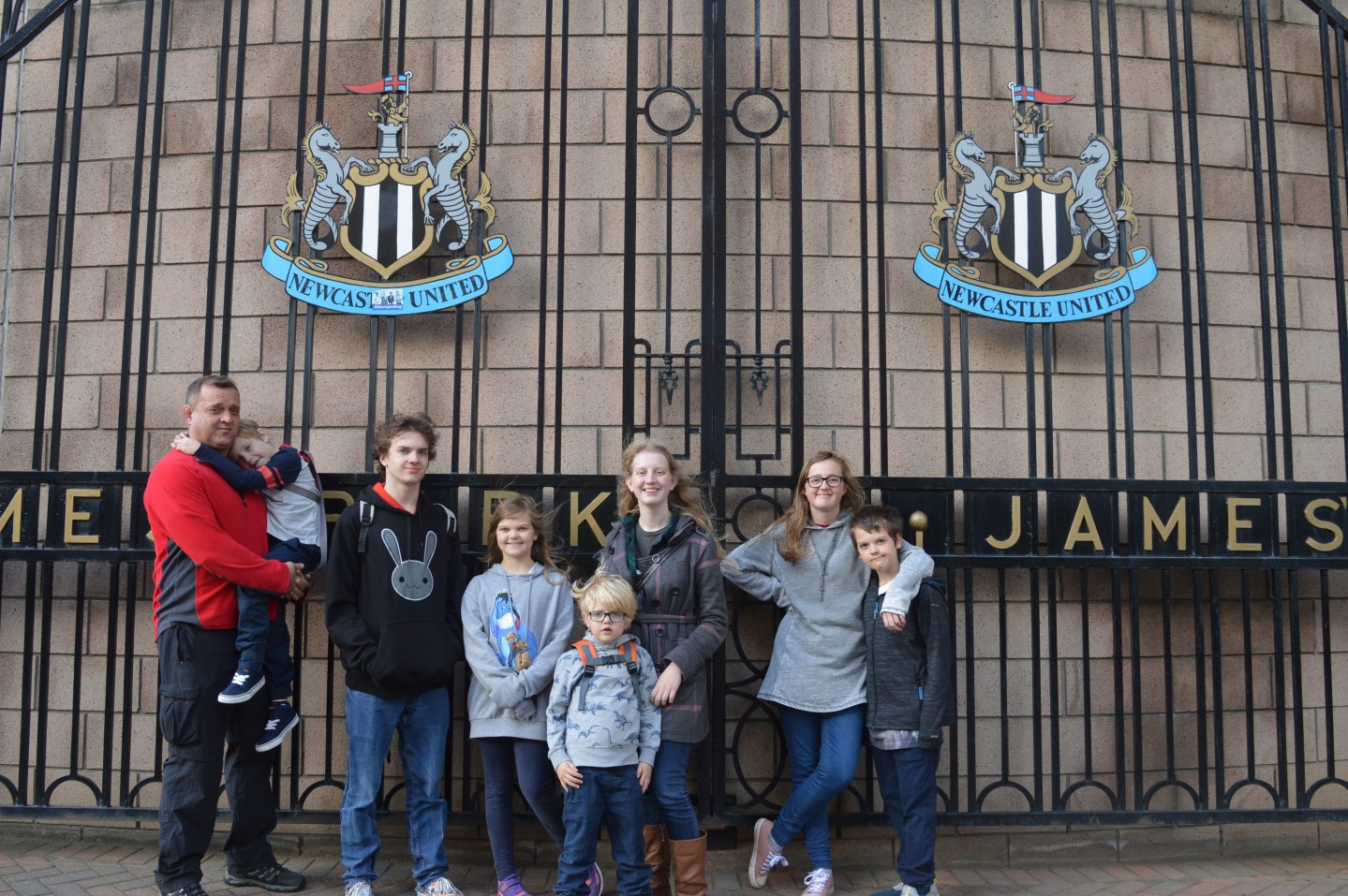A Day Trip To Newcastle