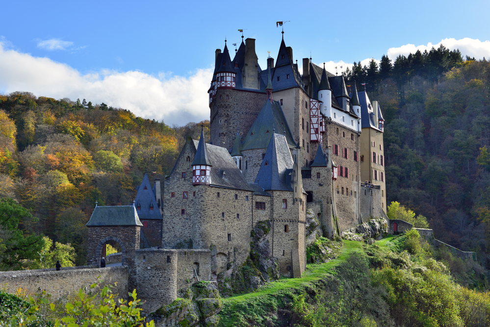 Top Four Castles to Visit in Germany