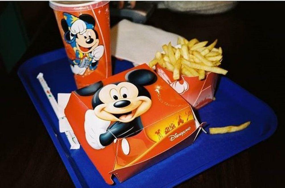 Disneyland Paris Snacks