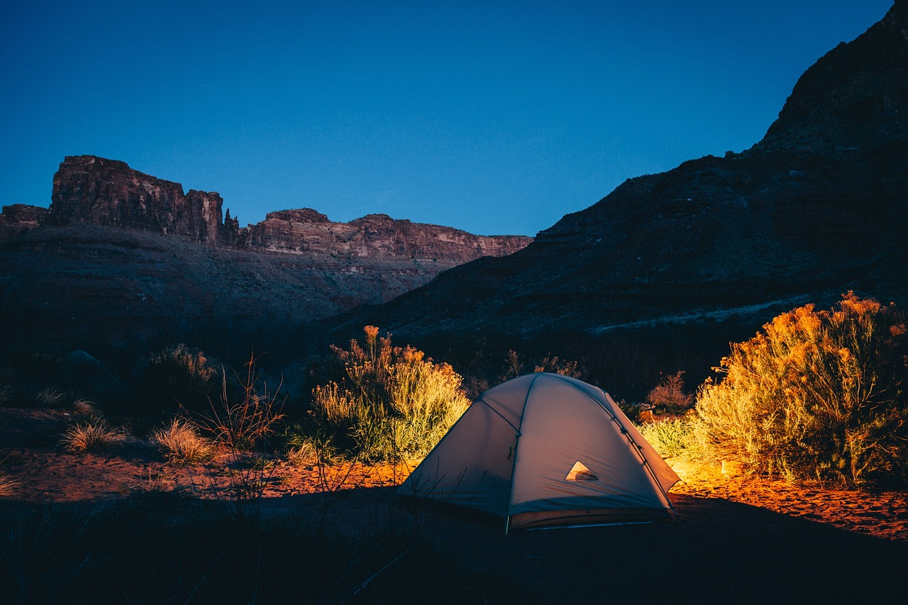 What Are Some Tips if I'm Going Camping For The First Time?