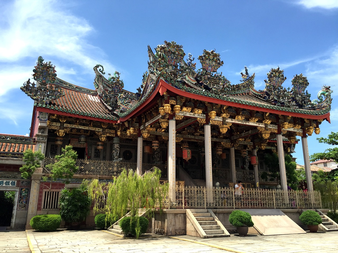 Khoo Kongsi one of the Top 10 attractions in Malaysia