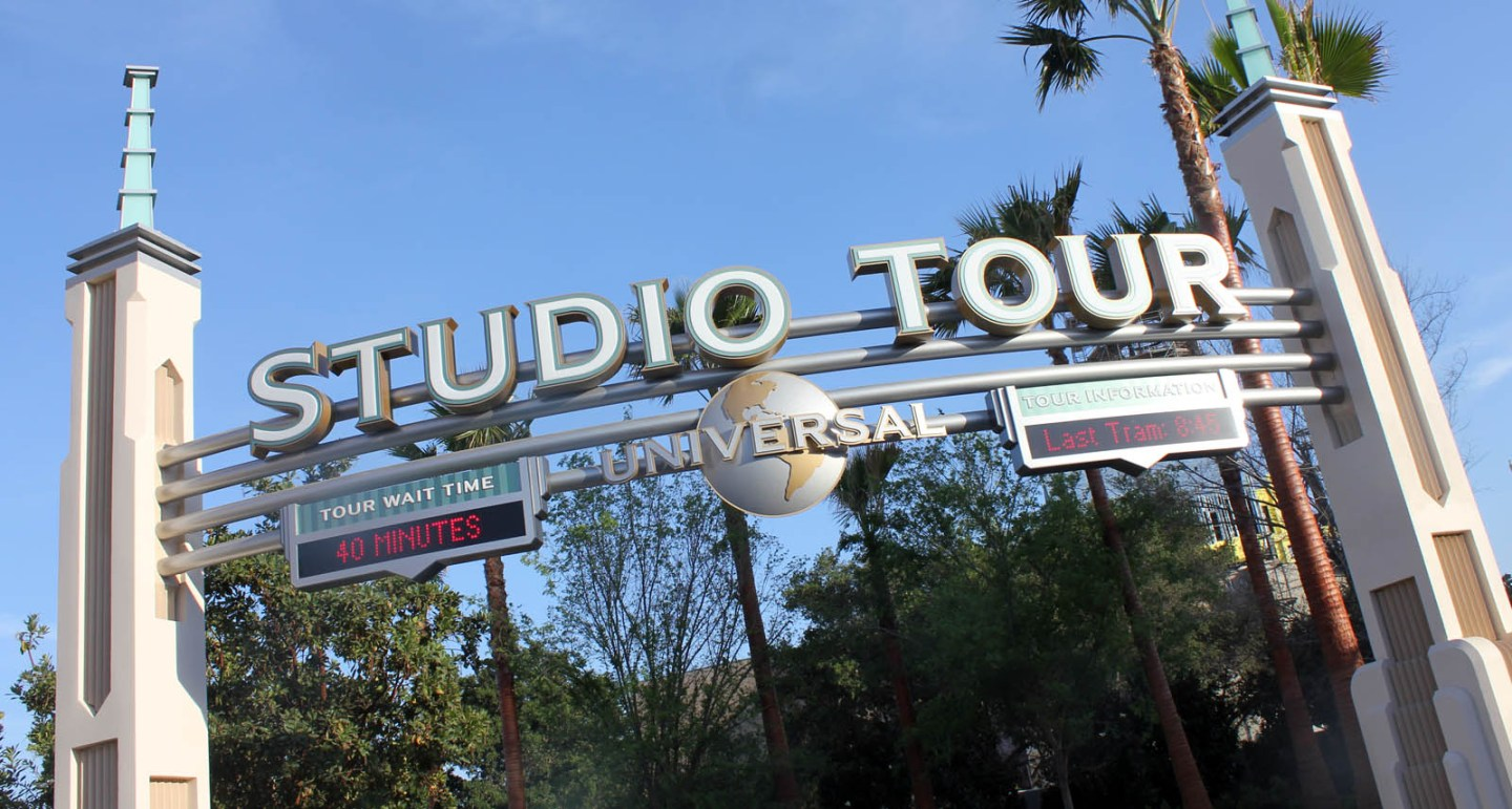 Can't Miss Attractions at Universal Studios Studio Tour
