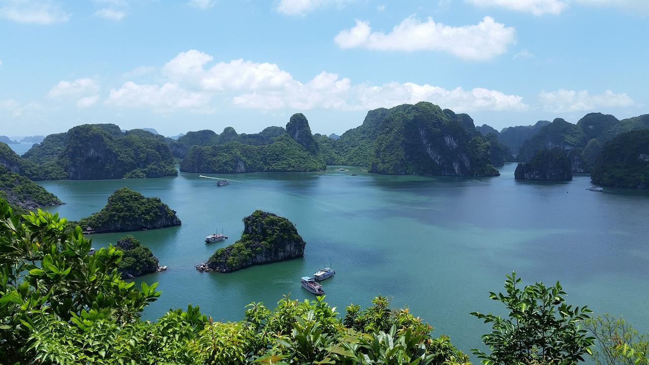 Top Asian destinations