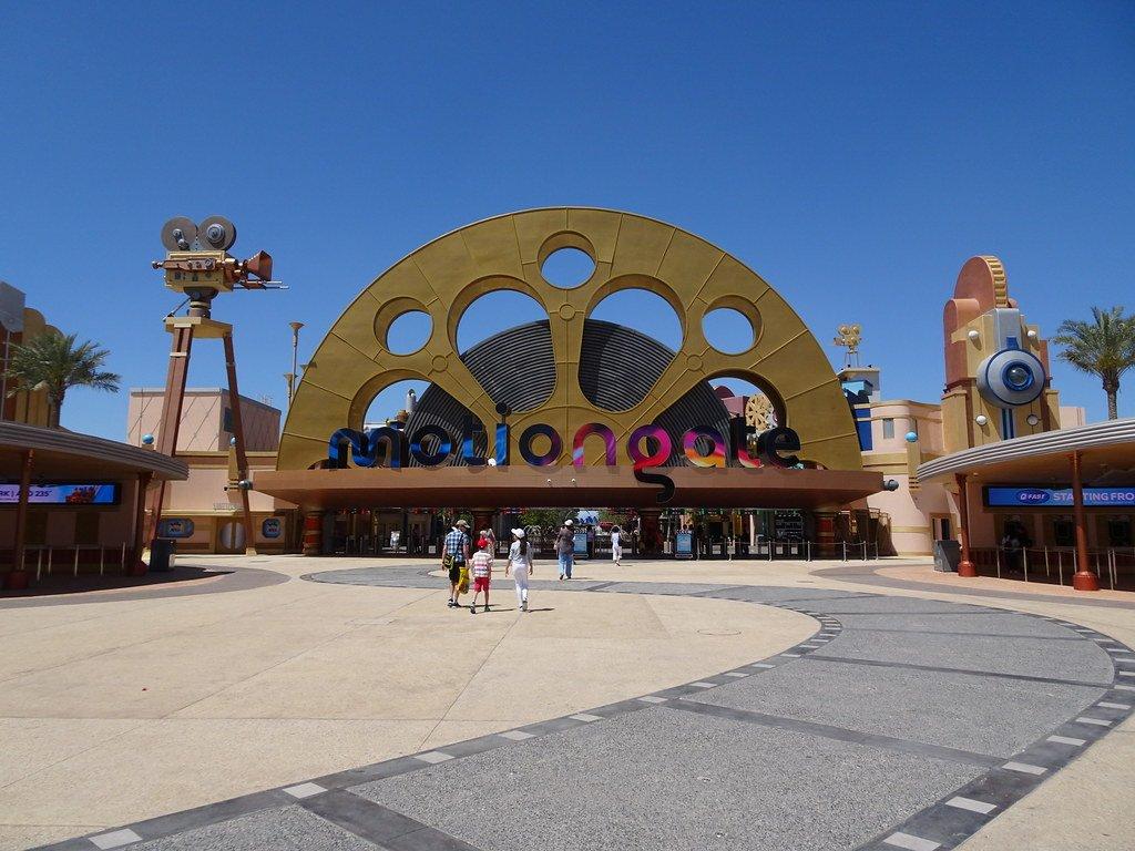Best Kids Friendly Theme Parks in Dubai Motiongate Dubai