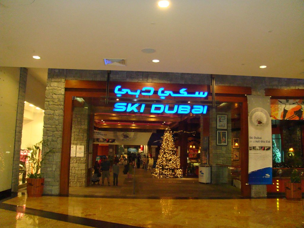 Best Kids Friendly Theme Parks in Dubai Ski Dubai