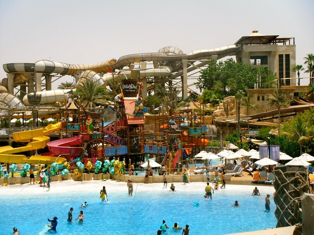 Best Kids Friendly Theme Parks in Dubai Wild Wadi Water Park