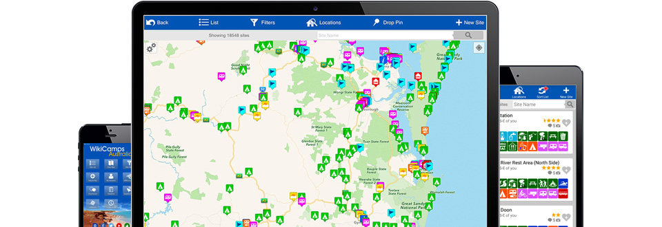 Best Camping Apps