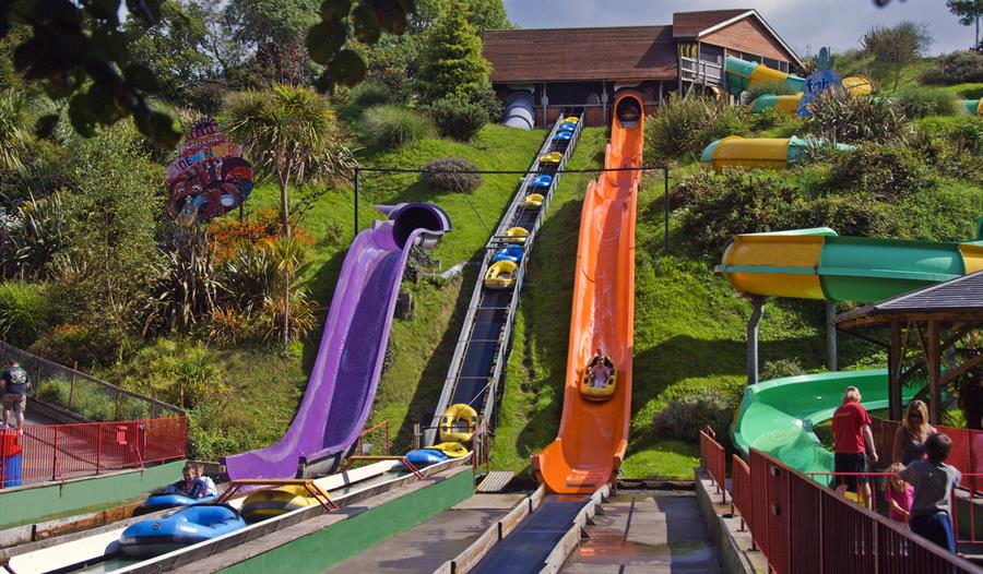 Woodlands Family Theme Park Nearest Hotels To UK Theme Parks