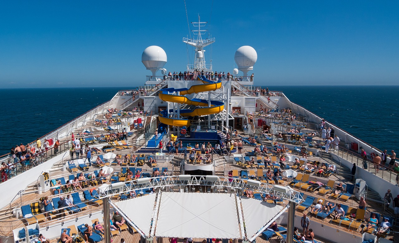 4 great reasons why you should go on a cruise the ocean views