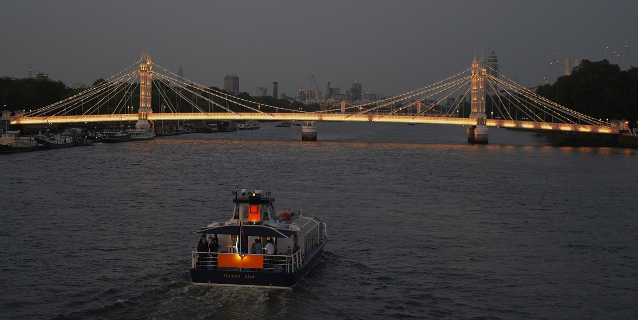 Ways To See London - River Cruise