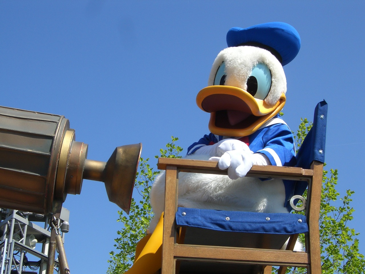 Disney Characters Donald Duck