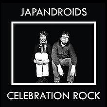Japandroids - Celebration Rock cover