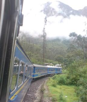 Train to Machu Picchu 1