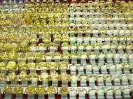 Gold Rings in Little India