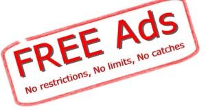 free advertisement
