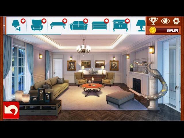 Home Designer: Living Room > IPad, IPhone, Android, Mac