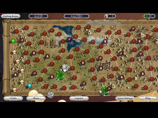 Jewel Match Royale 2: Rise of the King - Screenshot 2