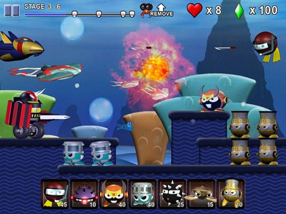 Mini Robot Wars   iPad  iPhone  Android  Mac   PC Game   Big Fish Game System Requirements