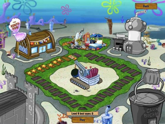 Spongebob Diner Dash 2   iPad  iPhone  Android  Mac   PC Game   Big Fish Game System Requirements
