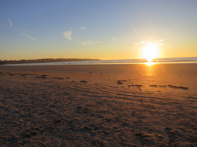And this one's from Long Sands Beach in York Beach, Maine.