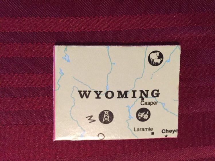 Wyoming – Bigfoot Eruption
