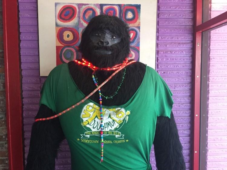 Voodoo Doughnuts – Bigfoot Eruption