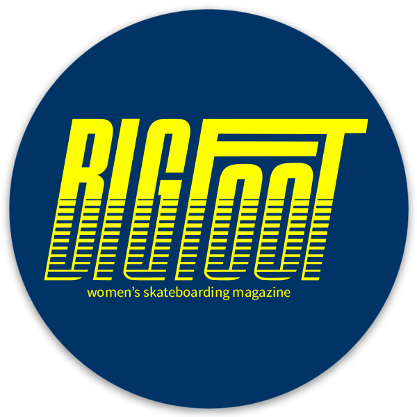Round Logo Sticker