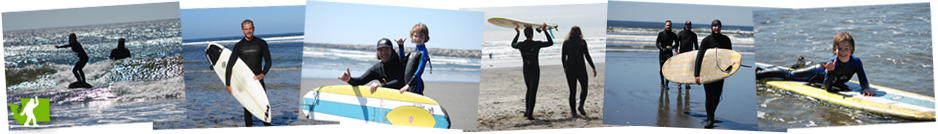 Super fun on surf lessons at Westhaven State Park