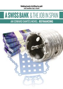 Martin Lonergan - A Swiss Bank - Book Cover (RGB)