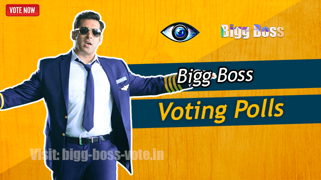 Bigg Boss Voting Poll Results