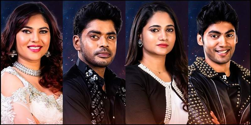 Bigg Boss Tamil 3 Nominated Contestants