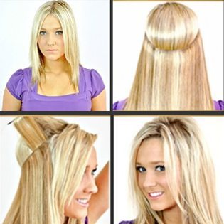 Why We Love Halo Hair Extensions In Dallas