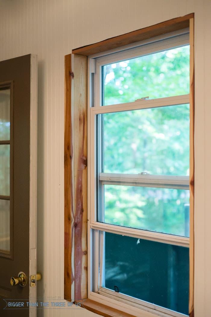 Installing Trim Baseboards Windows Door Walls And