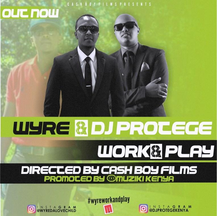 Work and Play cover art | Muziki Kenya