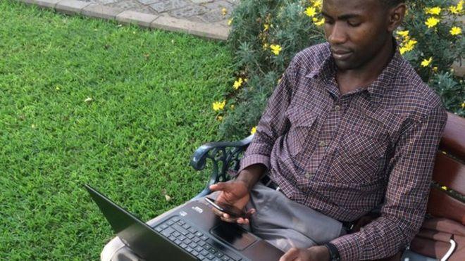 Joel Mwale | BBC