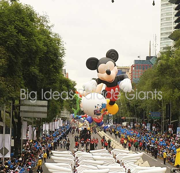 Mexico City Parade July 17,2011