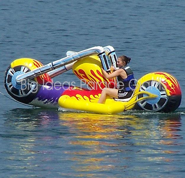 Water Chopper Sealed Airtight