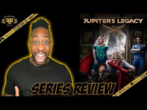 Jupiter's Legacy – Series Review (2021) | Josh Duhamel, Ben Daniels | Netflix
