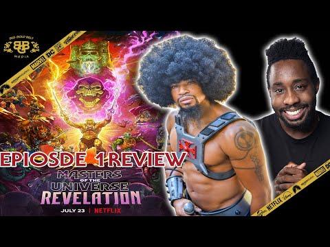 "Masters of the Universe: Revelation Episode 1 ""The Power of Grayskull"" SPOILER Review"