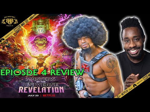 """Masters of the Universe: Revelation Episode 4 """"Land of the Dead"""" SPOILER Review"""