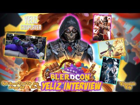 Yeliz – Interview (2021)   Blerdcon 2021