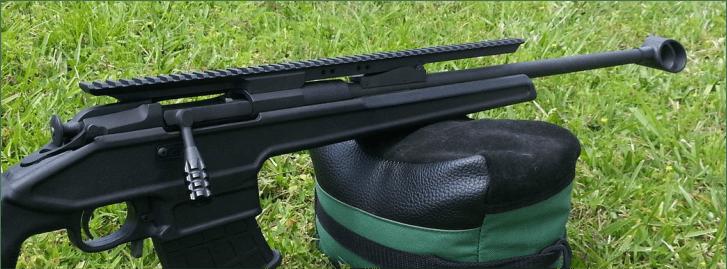Tactical Mosin Nagant Bent Bolt