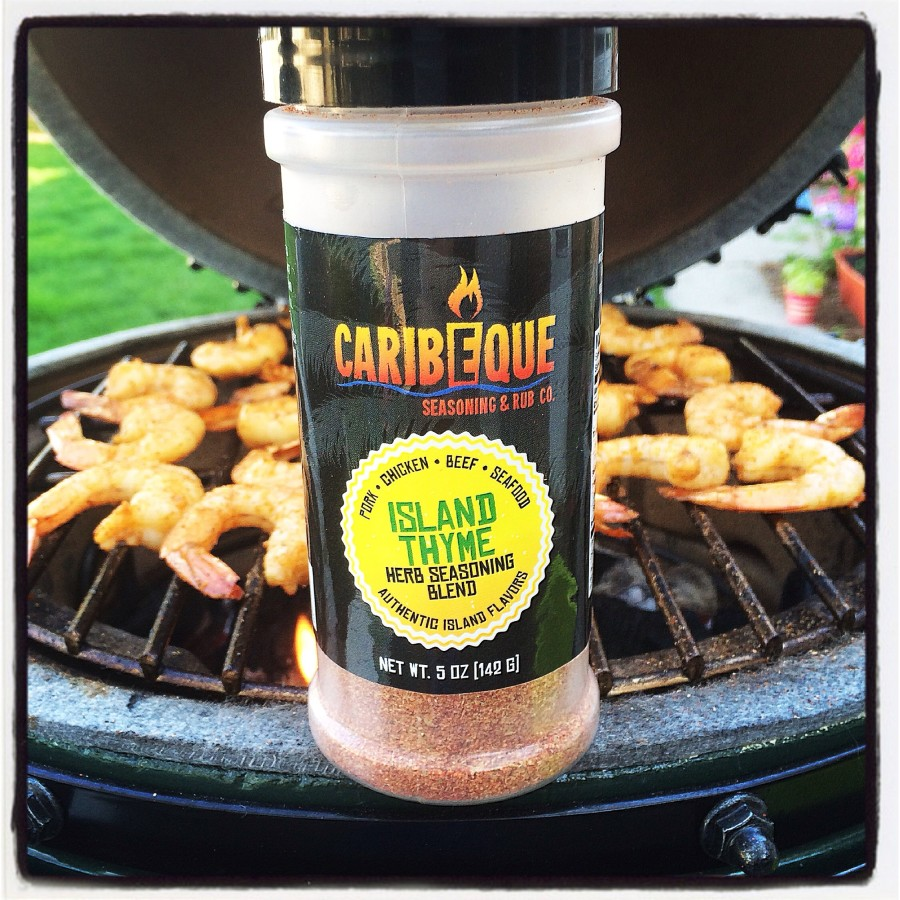 Review of Caribeque Island Thyme Seasoning