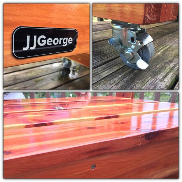 JJGeorge Table Review